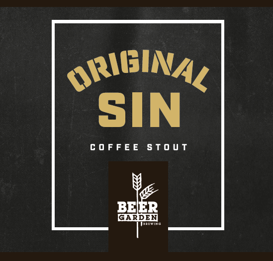 Original Sin – Coffee Stout